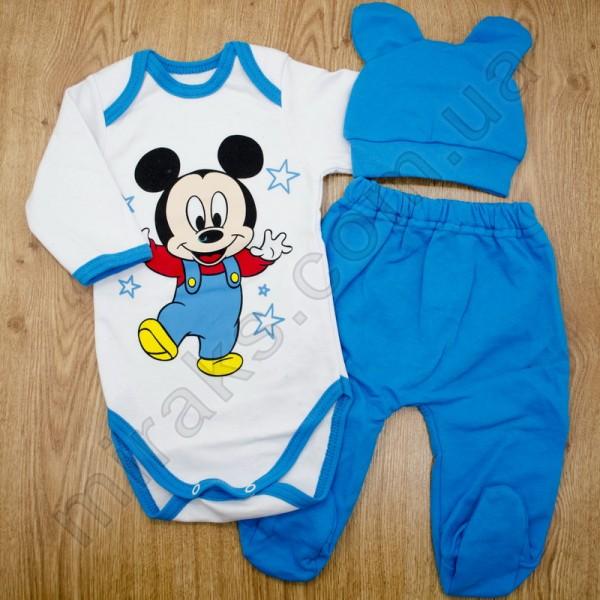 Комплект детский МирАкс КТ-5292-00 Голубой