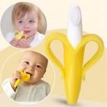 Прорезыватель для зубов – зубная щетка MirAks TR-3647-0 (Банан)