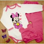 Комплект детский МирАкс КТ-5292-02 Розовый