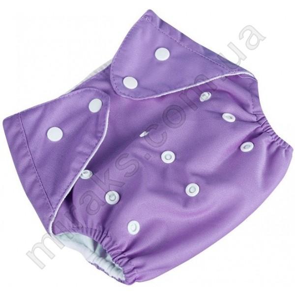 Подгузник многоразовый Qianqunui ПМ-4213 Фиолетовый