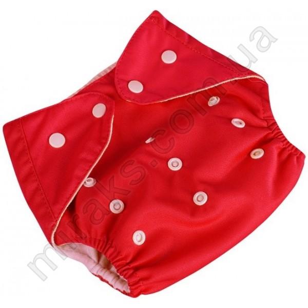 Подгузник многоразовый Qianqunui ПМ-4213 Красный