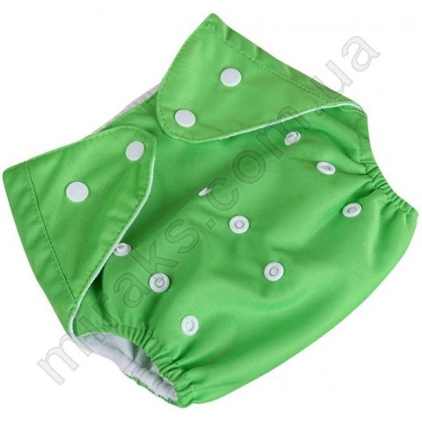 Подгузник многоразовый Qianqunui ПМ-4213 Зеленый