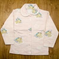 Кофточка ясельная MirAks TN-5191-00 Pink (Розовый/начес)
