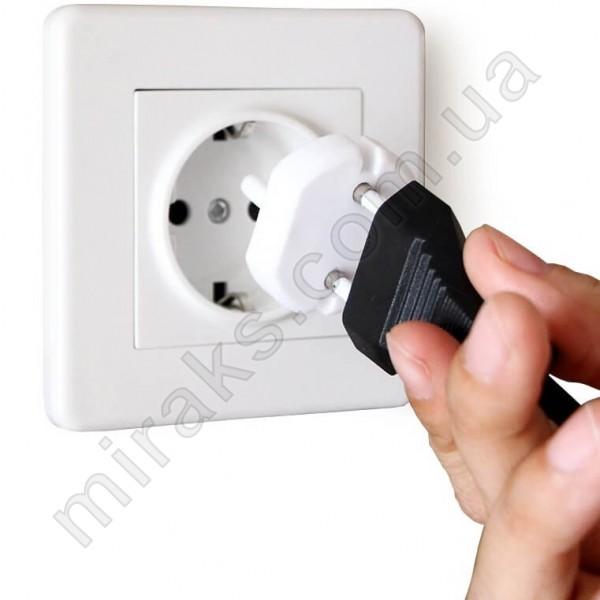 Заглушка для розетки МирАкс ЗР-4224 Белый