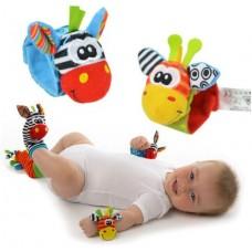 Нарукавники детские с погремушками Sozzy OE-3988