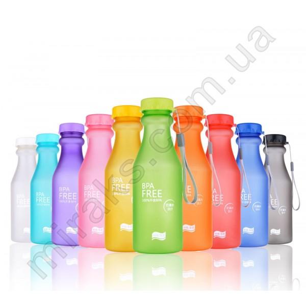 Бутылка для воды МирАкс БВ-3929М (550 мл)