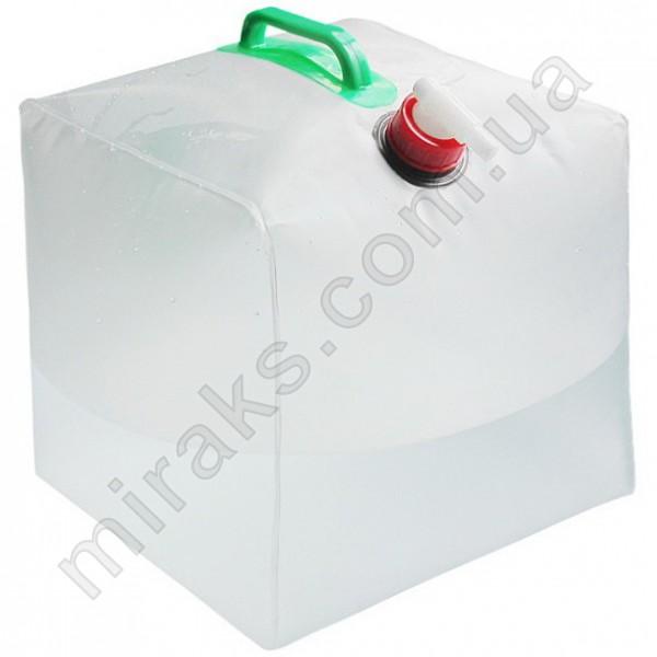 Канистра для воды МирАкс КВ-5374Б (Складная)