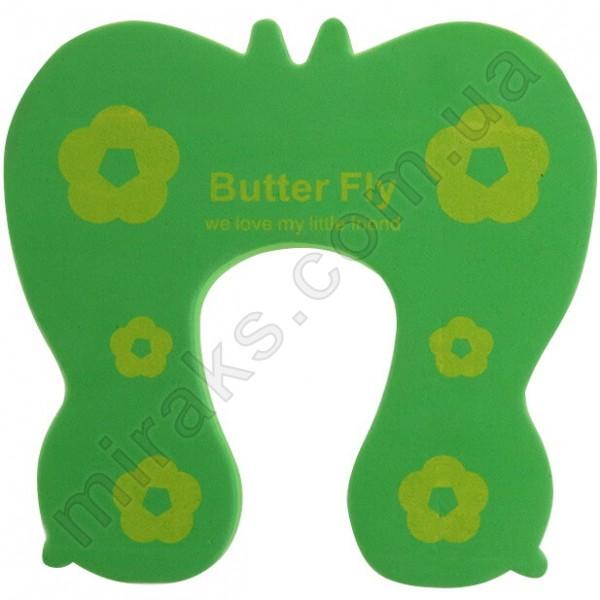 Стопор для дверей МирАкс СД-4159-01 (Бабочка)